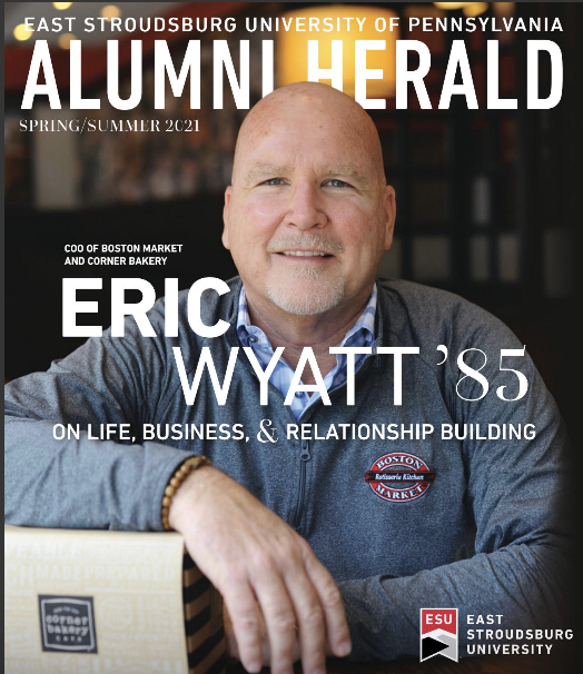 Alumni Herald Spring/Summer 2021