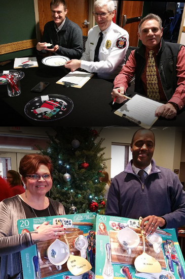 2019 Holiday Open House & Cookie Bake-Off Winners and Judges