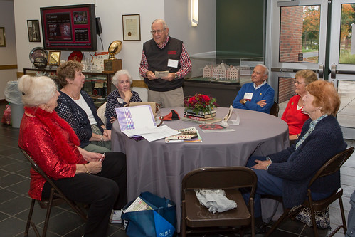 Homecoming 2019: Class of 1969 Reception with President Welsh