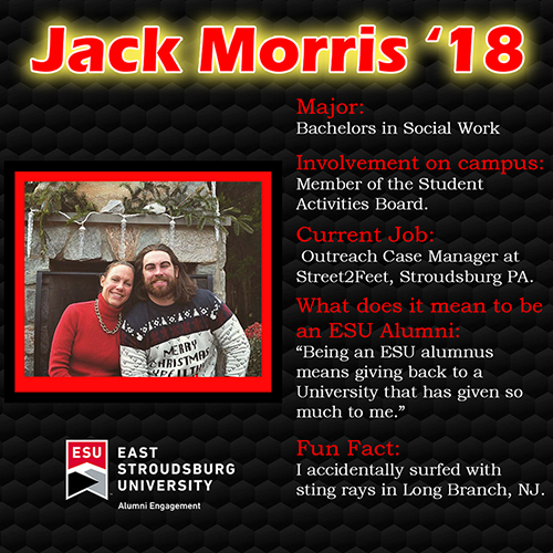 Jack Morris '18