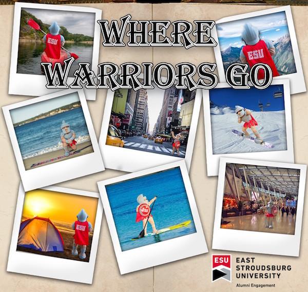 Where Warriors Go
