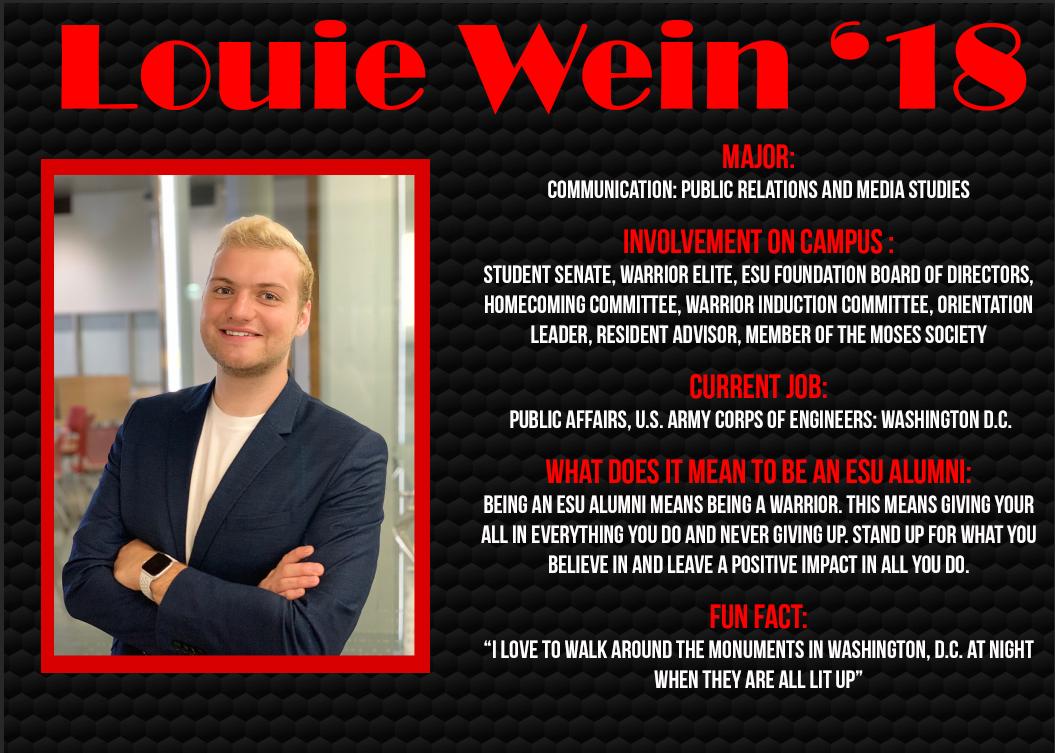 Louie Wein '18