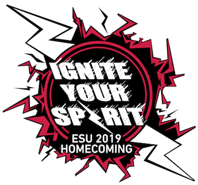 Ignite Your Spirit ESU 2019 Homecoming