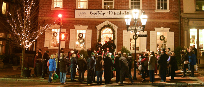 3rd Annual Holidays in Bethlehem event in Bethlehem