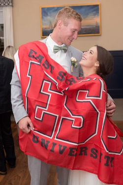 WALK DOWN MEMORY LANE LEADS TO NEW MEMORIES FOR TAYLOR BRITTAIN DEVLIN '14 AND BILL DEVLIN '14