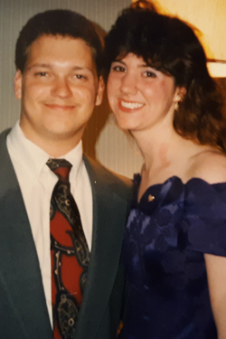 BRIAN FOCHT '94 AND LAURA GILLICH FOCHT'S '94
