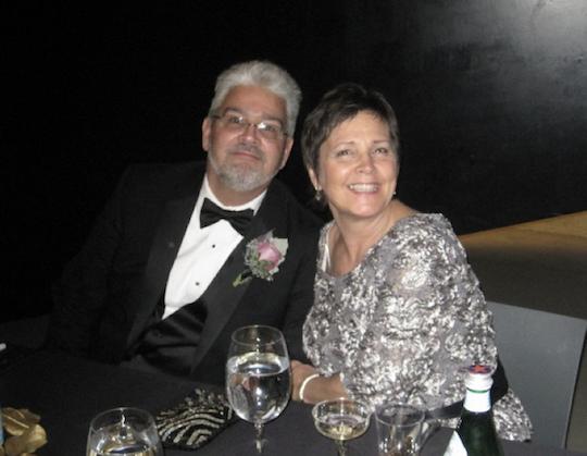 Larry Hitchcock '77 and Karen Cicilioni '77