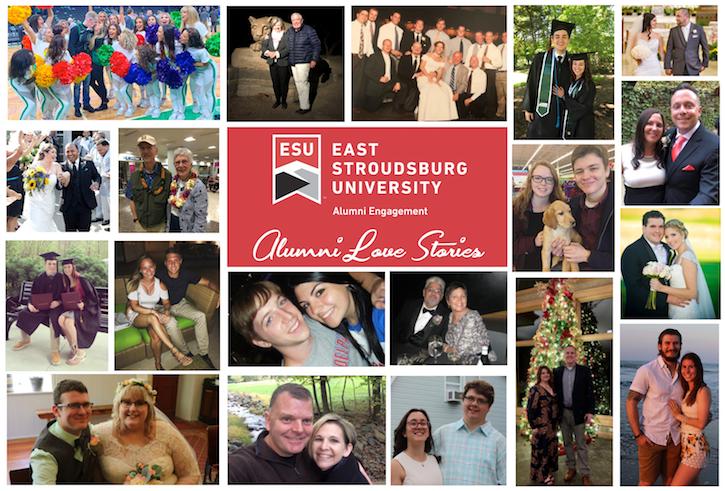ESU Alumni Engagement Love Stories (2020)