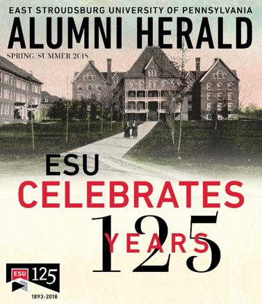 ESU Celebrates 125th